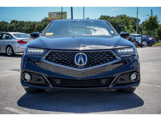 PreOwned Acura TLX L V D Sedan In Pensacola MA - 2018 acura tsx grill replacement