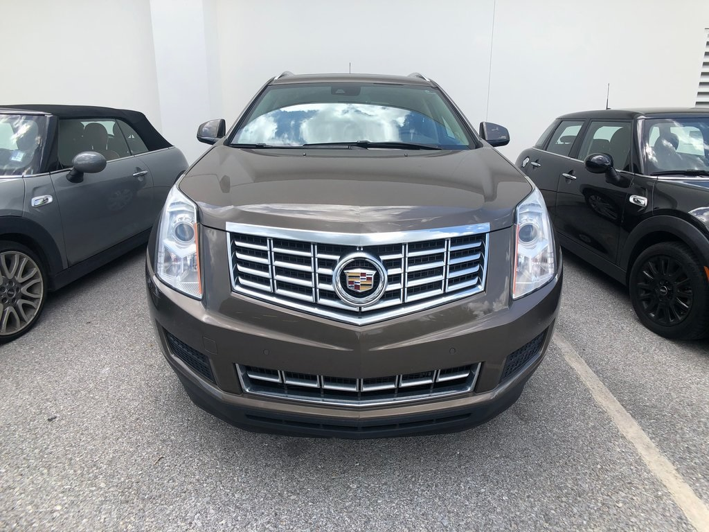 Pre owned 2015 cadillac srx luxury