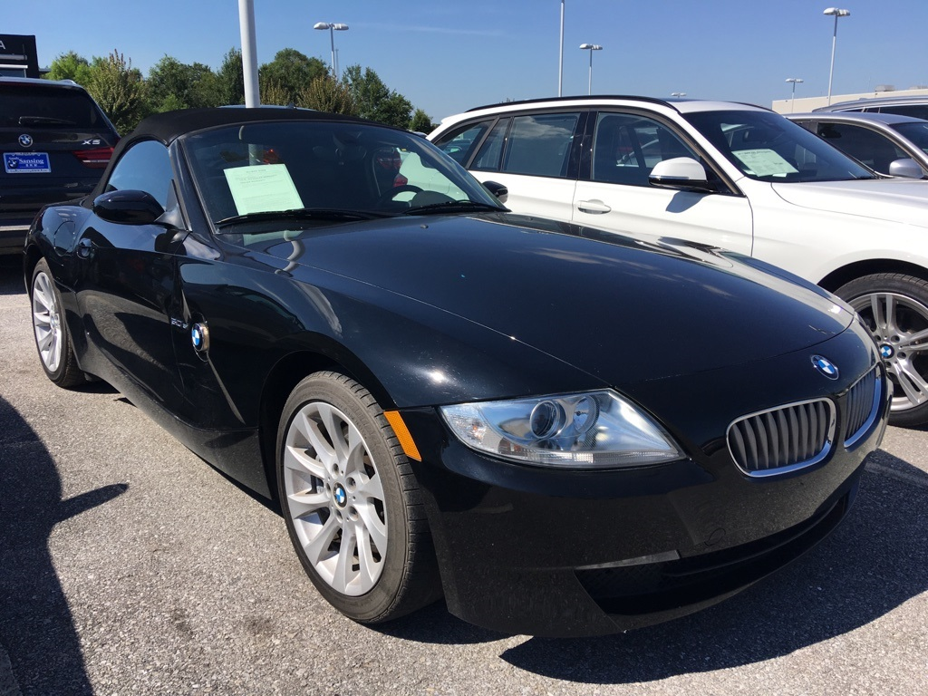 PreOwned 2008 BMW Z4 30si 2D Convertible in Pensacola M4714