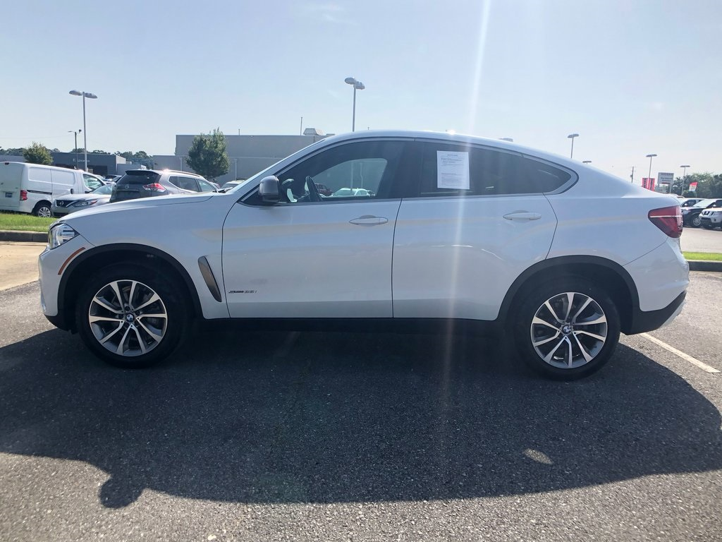 Pre-Owned 2017 BMW X6 sDrive35i