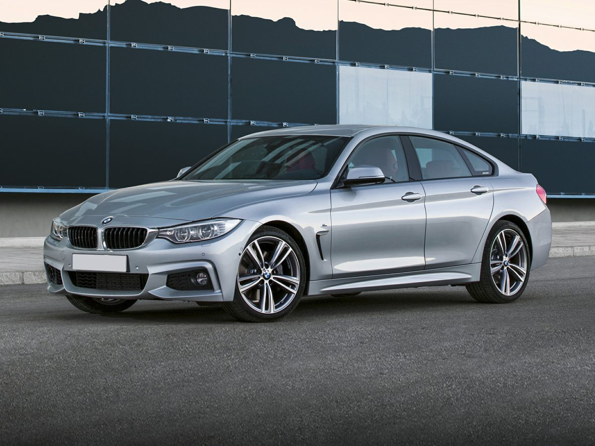 Pre-Owned 2015 BMW 4 Series 428i Gran Coupe