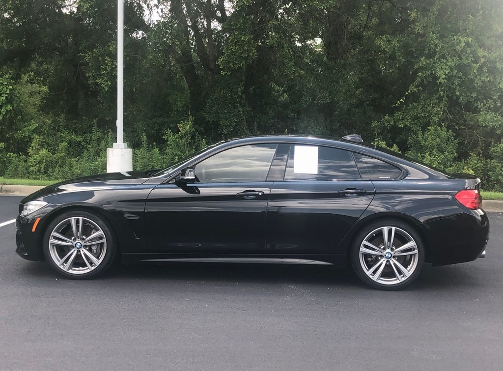 Pre-Owned 2016 BMW 4 Series 435i Gran Coupe