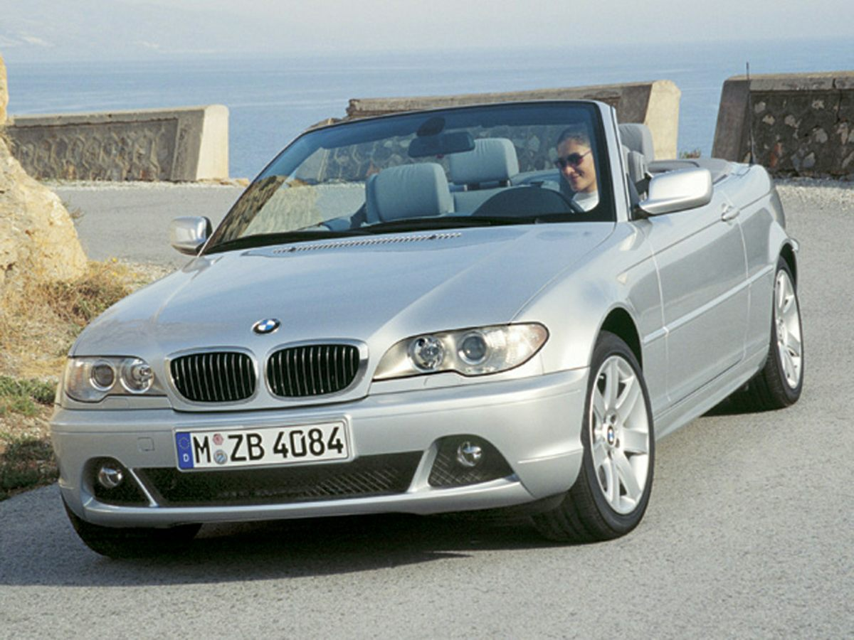 Pre-Owned 2004 BMW 3 Series 325Ci