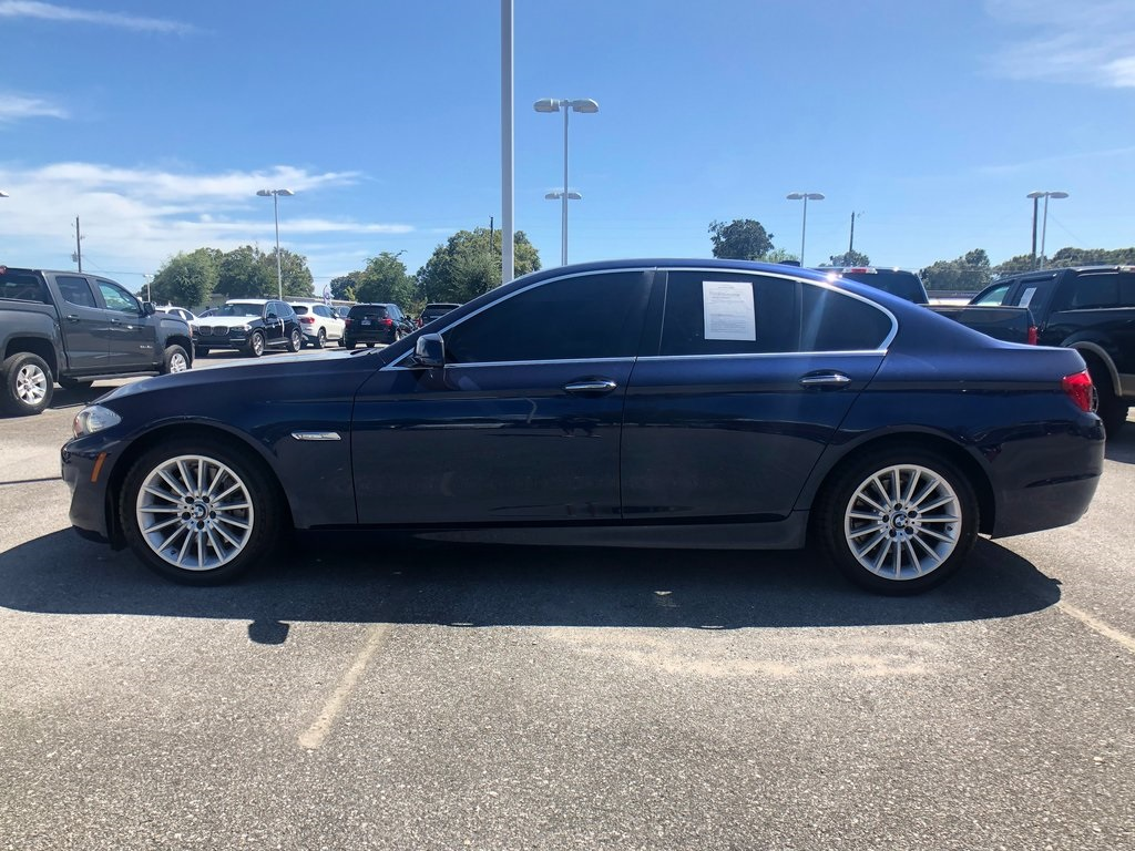 Pre-Owned 2013 BMW 5 Series ActiveHybrid 5
