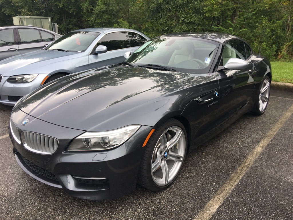 PreOwned 2015 BMW Z4 sDrive35is 2D Convertible in Pensacola