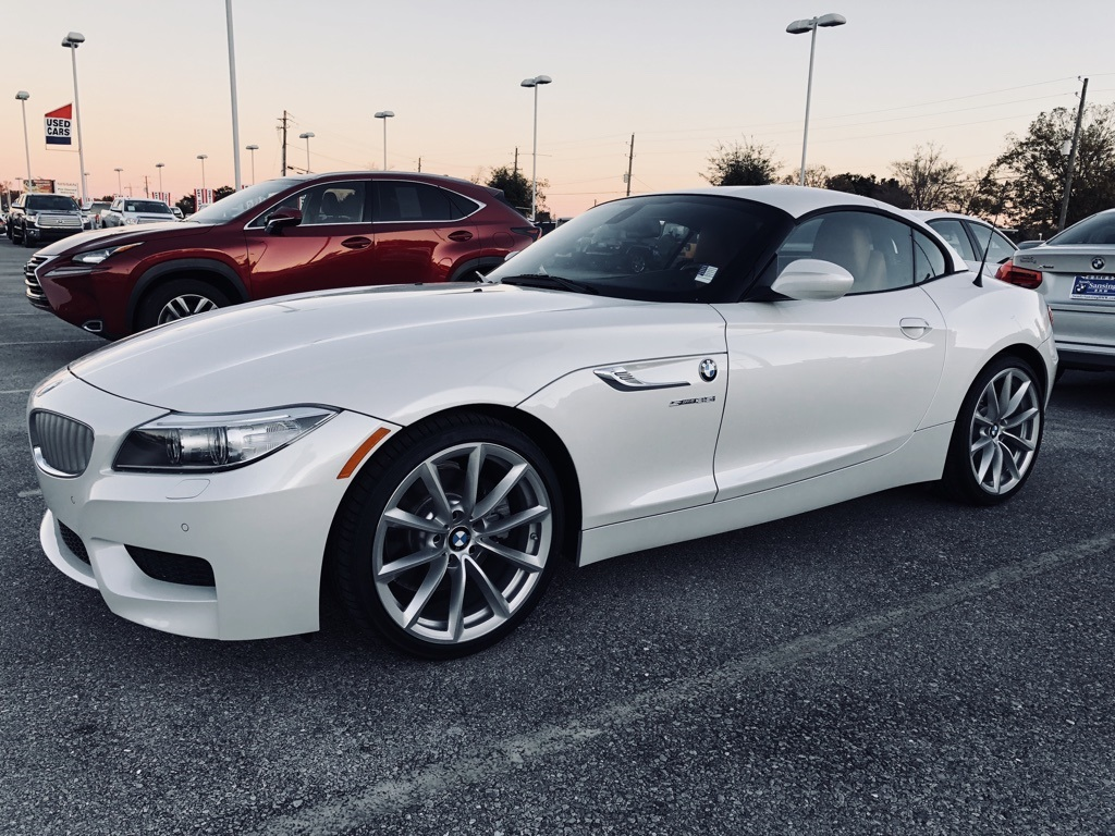 pre-owned 2016 bmw z4 sdrive35i 2d convertible in pensacola #m4810