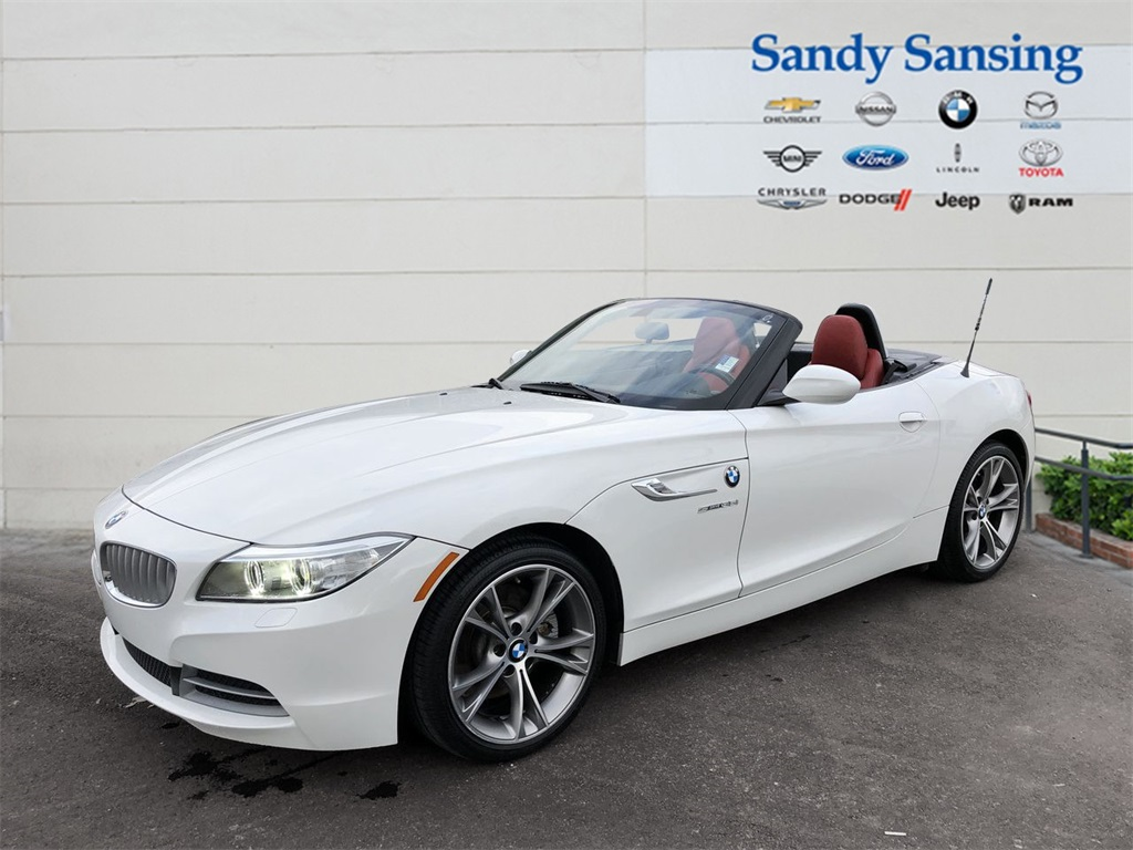 Pre-Owned 2014 BMW Z4 sDrive35i