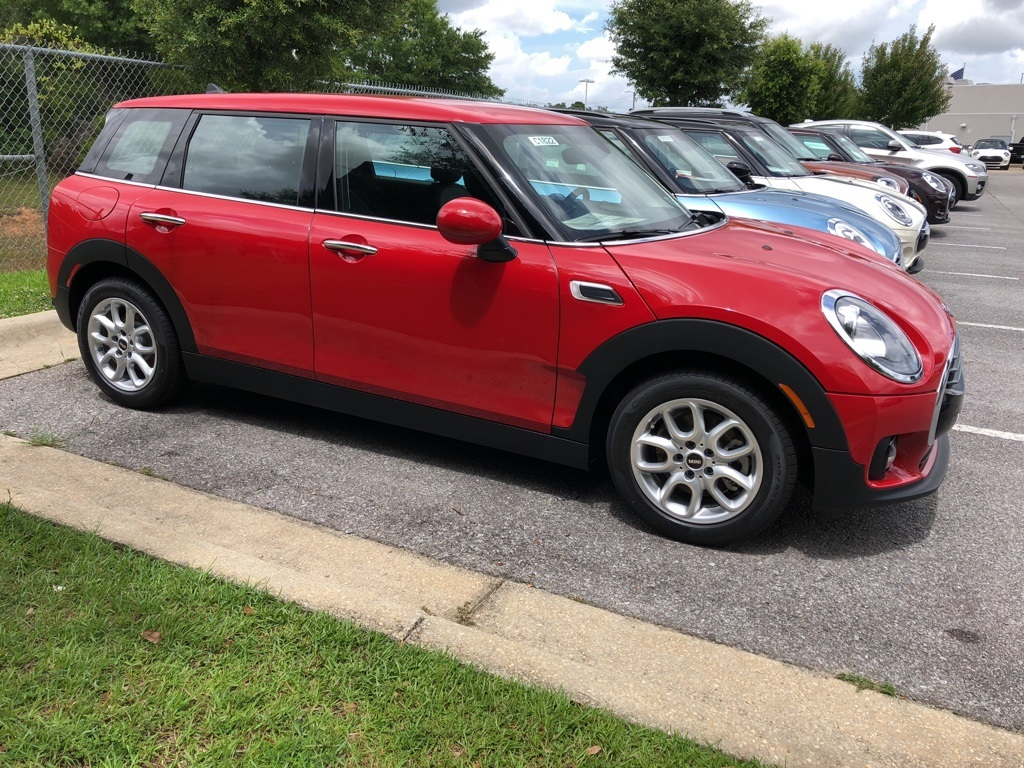 New 2019 Mini Clubman Cooper 4d Wagon In Pensacola C1822 Mini Of