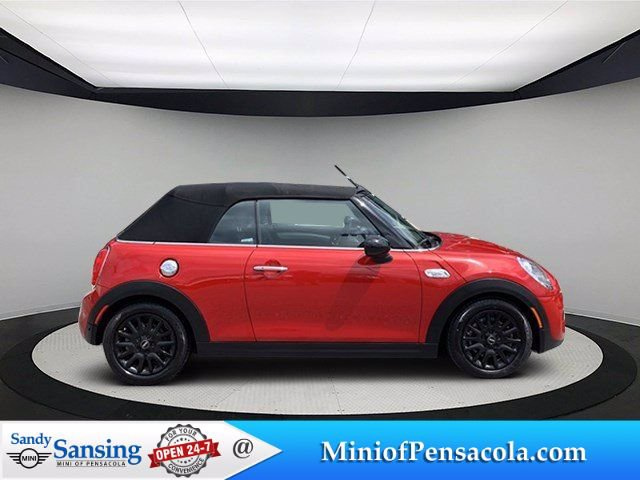 Pre-Owned 2017 MINI Cooper S Convertible