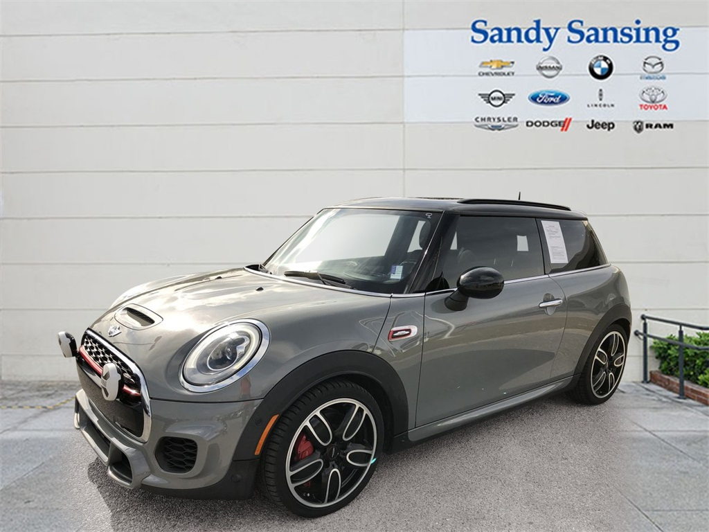 Pre-Owned 2016 MINI Hardtop 2 Door John Cooper Works