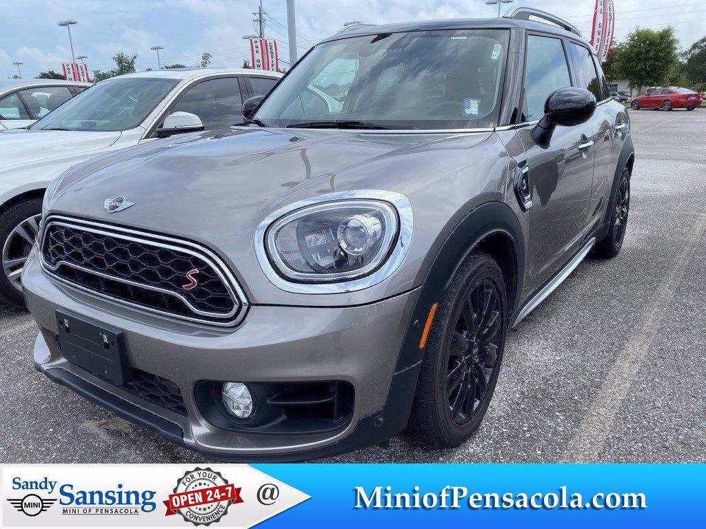 Pre-Owned 2017 MINI Cooper S Countryman FULLY LOADED PACKAGE