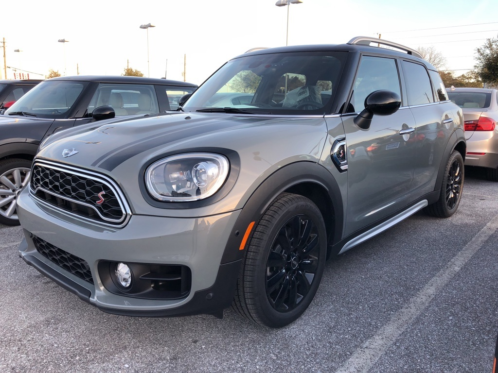 new 2018 mini countryman cooper s 4d sport utility in pensacola c1807 mini of pensacola. Black Bedroom Furniture Sets. Home Design Ideas