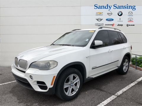 Pre-Owned 2011 BMW xDrive35d X5
