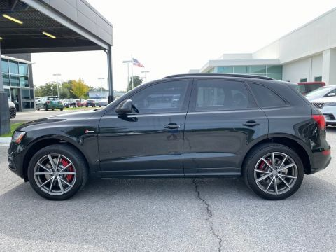 Pre-Owned 2016 Audi SQ5