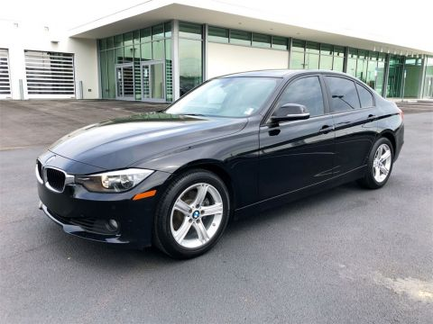 Pre-Owned 2015 BMW 328i 3 Series