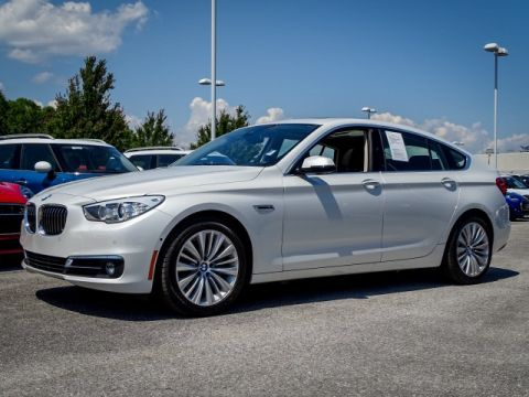 Pre-Owned 2017 BMW 5 Series 535i Gran Turismo