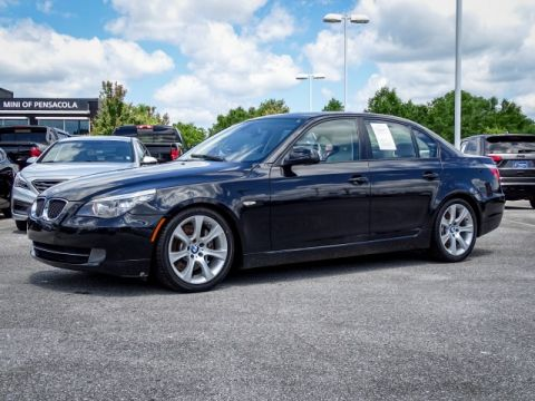 Pre-Owned 2010 BMW 5 Series 535i