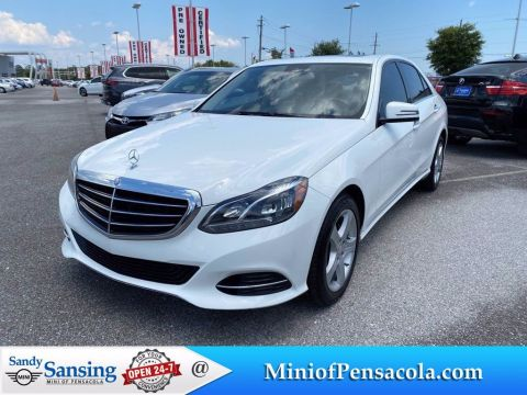 Pre-Owned 2014 Mercedes-Benz E-Class E 350