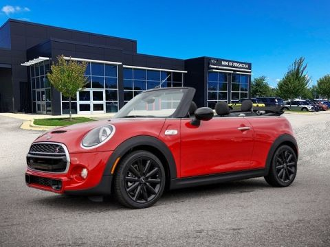 New 2019 MINI Cooper S Convertible