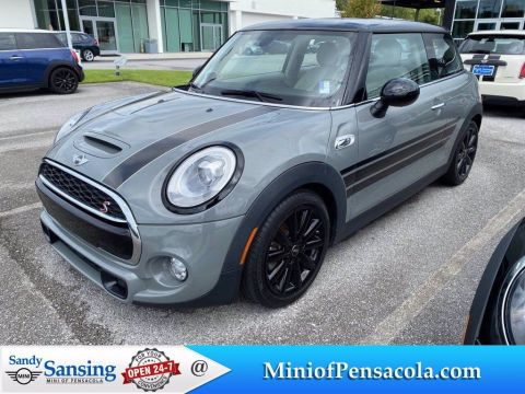 Pre-Owned 2017 MINI Cooper S 2dr Hardtop