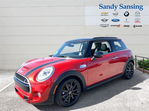 Pre-Owned 2018 MINI Hardtop 2 Door WITH JCW TUNING KIT