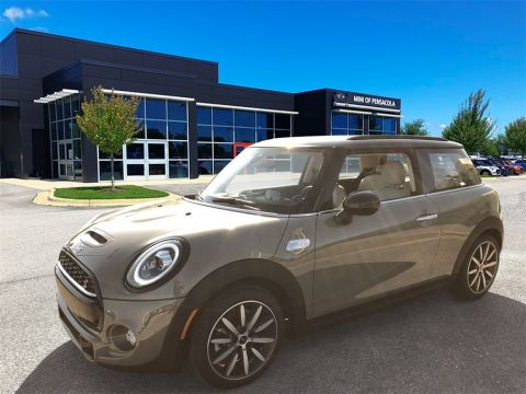 New 2019 MINI Base Cooper S