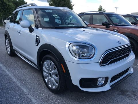 New 2019 MINI Base Cooper S Countryman